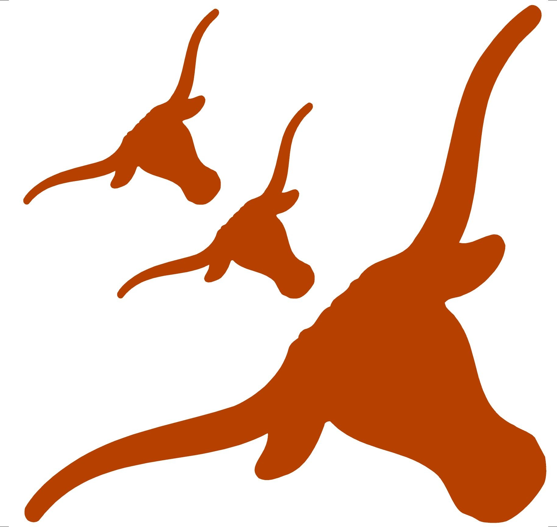 Longhorn Clipart Free.