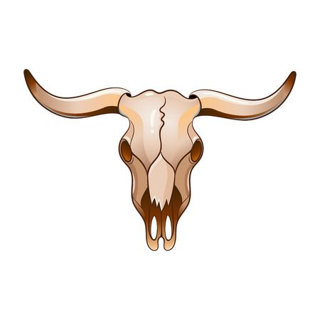 2,229 Cow Skull Stock Illustrations, Cliparts And Royalty.