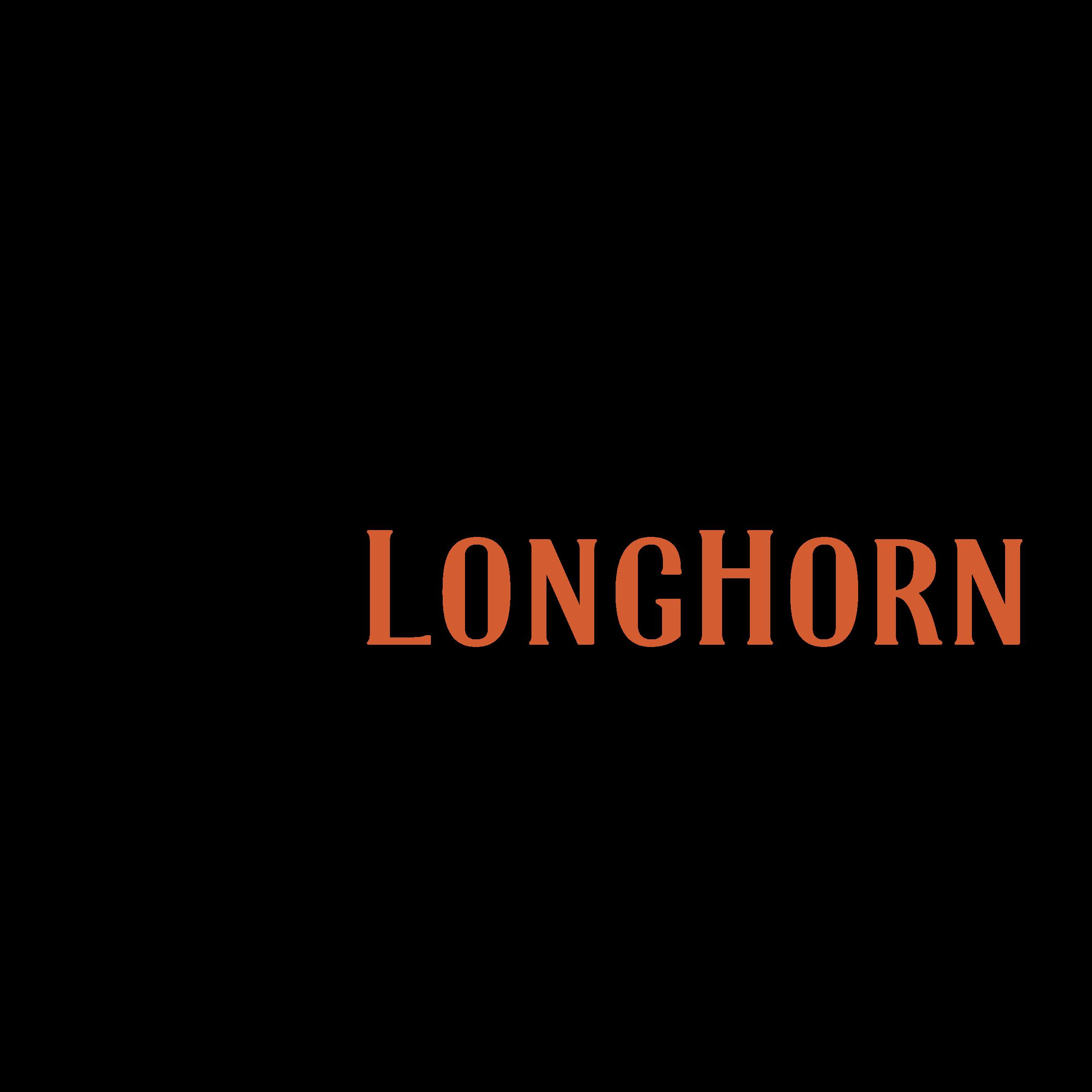 LongHorn Steakhouse Logo PNG Transparent & SVG Vector.