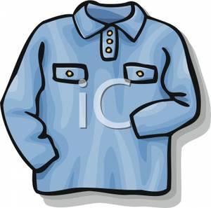 Long Sleeve Pullover Shirt.