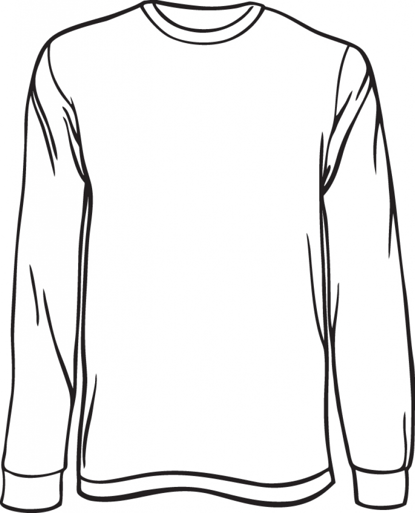 template long sleeve t shirt clipart best in long sleeve t shirt.