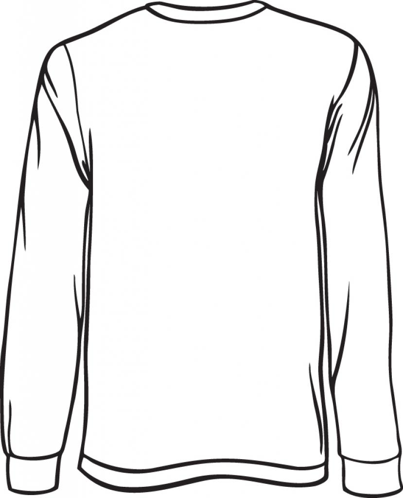 template long sleeve t shirt clipart best for long sleeve t shirt.