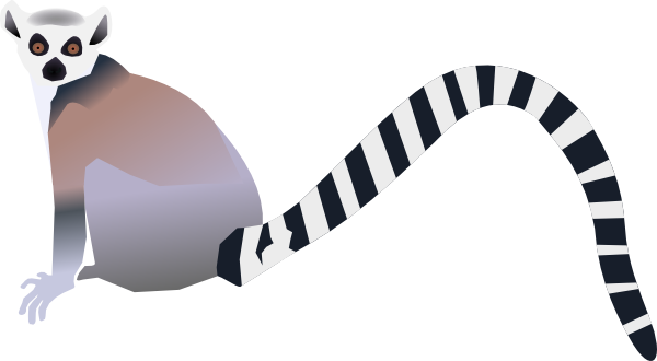 Long Tailed Animal Clip Art at Clker.com.