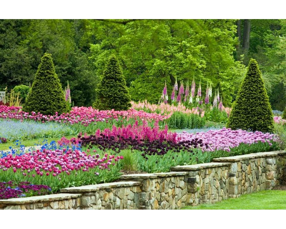 Longwood Gardens.