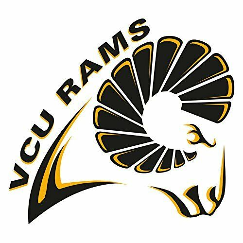 NEW Fathead NCAA Virginia Commonwealth Rams LG Logo Wall Decal Graphic  61.