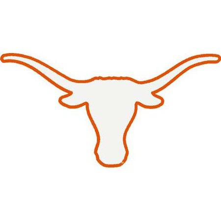Texas Longhorns Transfer Decal.