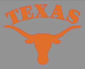 Details about University of Texas Longhorns Logo 6\