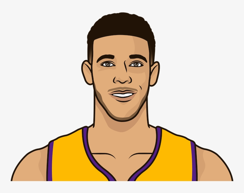 Lonzo Ball Png PNG Images.
