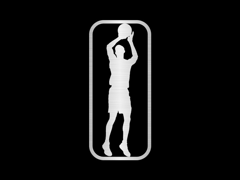 Lonzo Ball as The Logo by Jesse Diebolt on Dribbble.