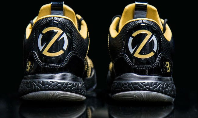 Lonzo Ball Has Been Accused Of Stealing The Logo On His Shoes.