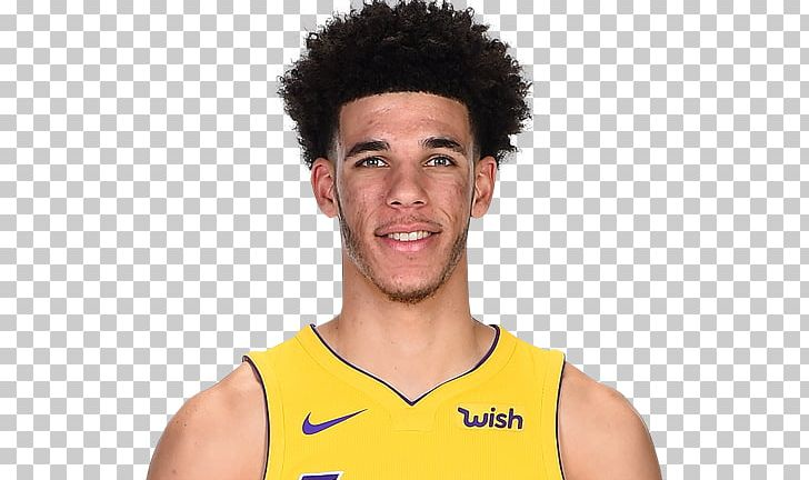 Lonzo Ball Los Angeles Lakers NBA Point Guard Daily Fantasy.