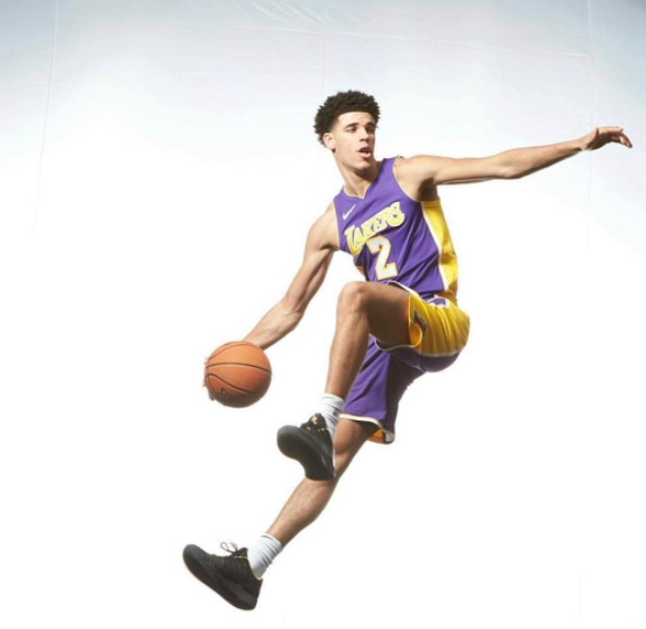 Lonzo Ball Png (110+ images in Collection) Page 3.