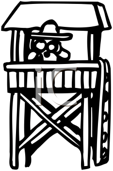 Royalty Free Lookout Clipart.