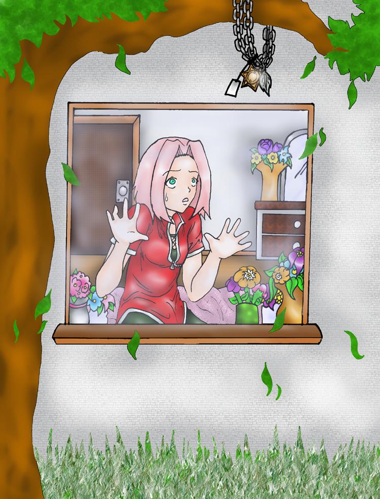 Look outside your window by kikikun on DeviantArt.