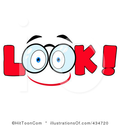 Look Clipart.