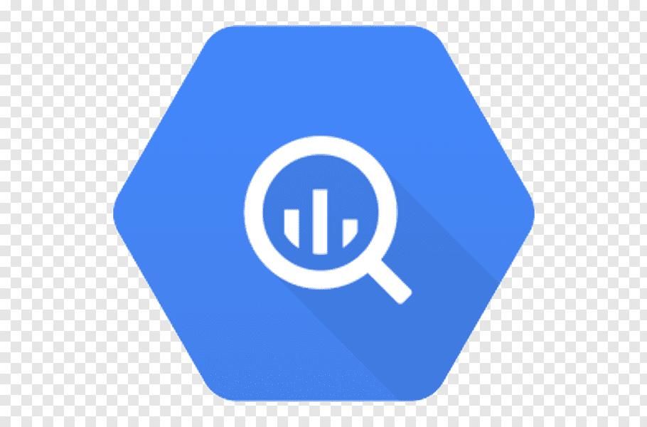Google Logo, Bigquery, Google Cloud Platform, Looker.