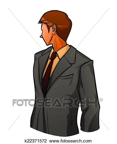 Look back Clipart.