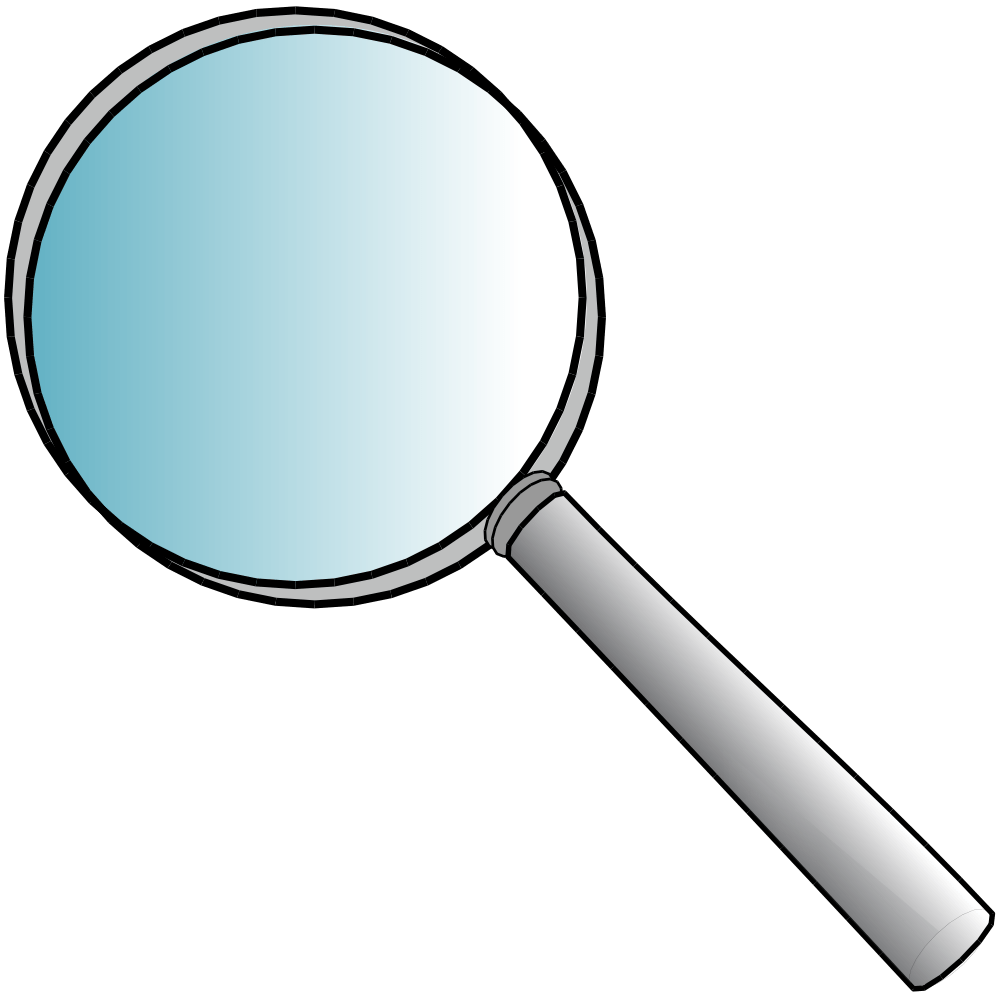 Looking glass clipart 1 » Clipart Portal.