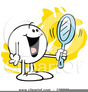 Free Clipart Looking In Mirror.