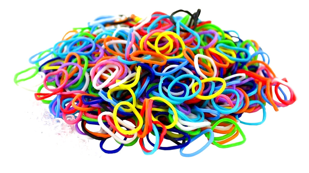 In defence of loom bands, the kid craze of 2014.