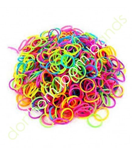Dorthom Loom Bands Standing Pouch.