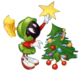 Looney Toons Christmas Clipart.
