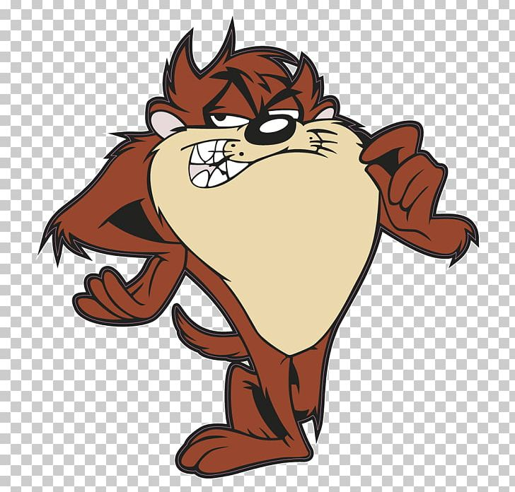 Tasmanian Devil Bugs Bunny Tweety Looney Tunes Cartoon PNG.
