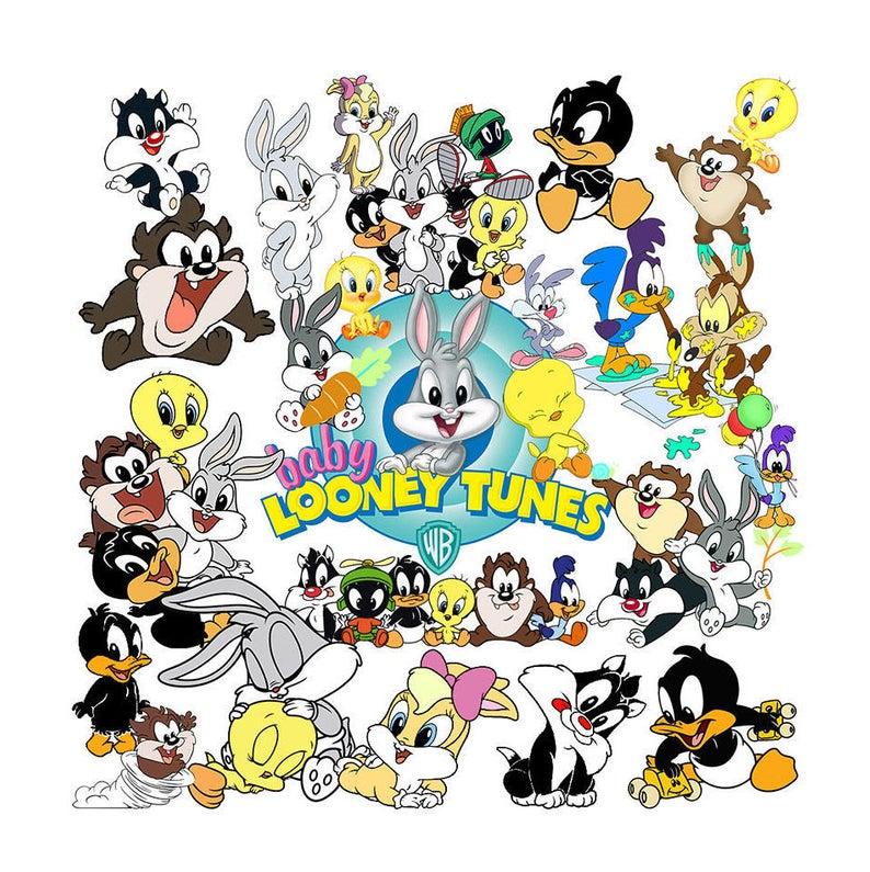 Baby Looney Tunes clipart.