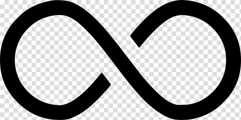 Infinite loop Infinity symbol , symbol transparent.