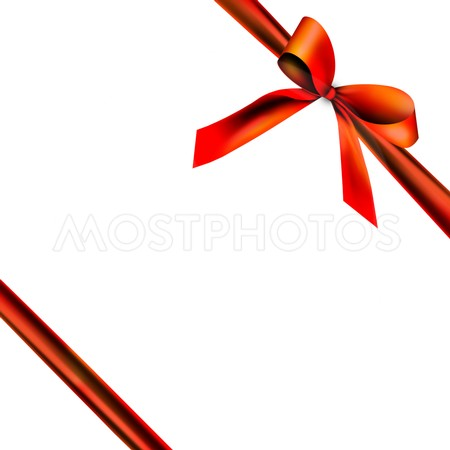 "Gift box with red loop tape"" by Viktor Thaut."