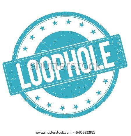 Loophole Stock Photos, Royalty.
