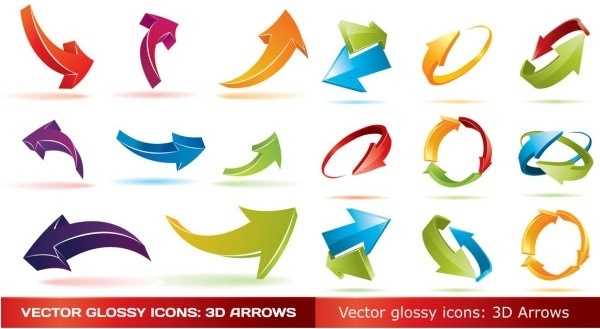 Arrow free vector download (2,744 Free vector) for commercial use.