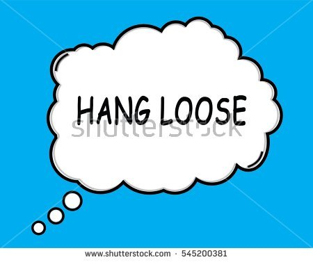 Hang Loose Stock Images, Royalty.