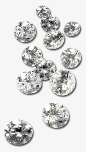 Loose Diamonds PNG, Transparent Loose Diamonds PNG Image.