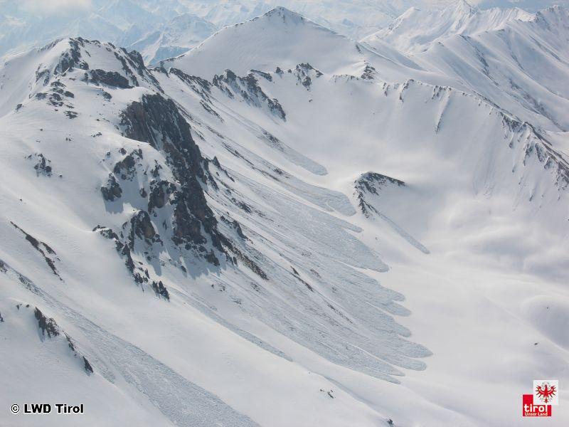 Similiar Snow Avalanche From Keywords.