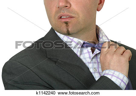 Stock Photography of Loosen your tie k1142240.