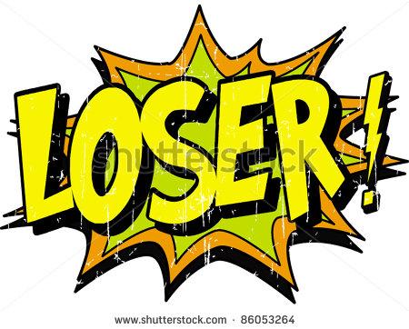 Loser Clipart.
