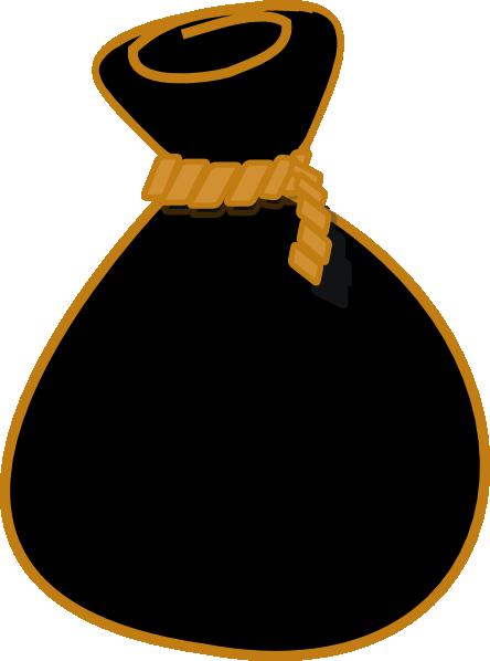 Loot Bag Clip Art at Clker.com.