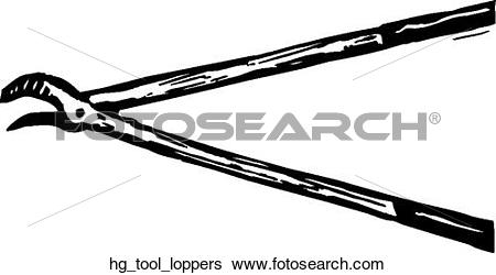 Clip Art of Tool.