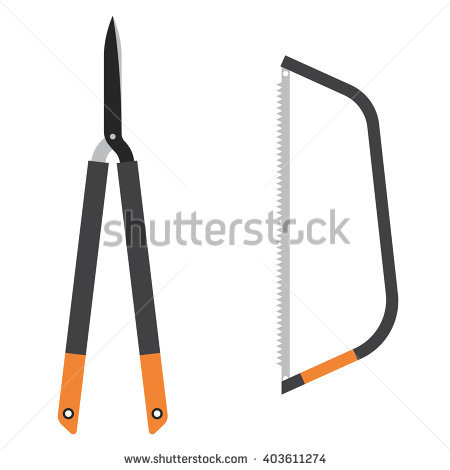 Loppers Stock Vectors & Vector Clip Art.