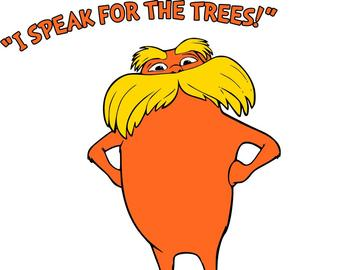 Huge Collection of 'Lorax silhouette'. Download more than 40.