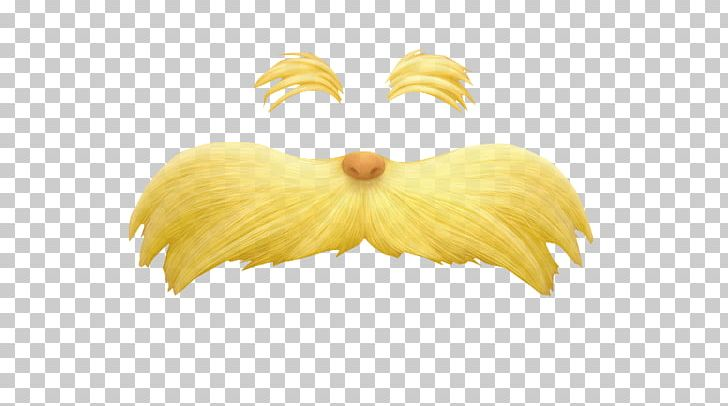 The Lorax Moustache Drawing PNG, Clipart, Art, Clip Art.