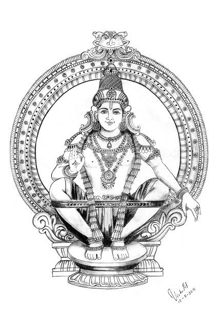 Lord ayyappa clipart » Clipart Station.