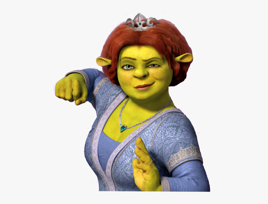 Transparent Shrek Clipart.