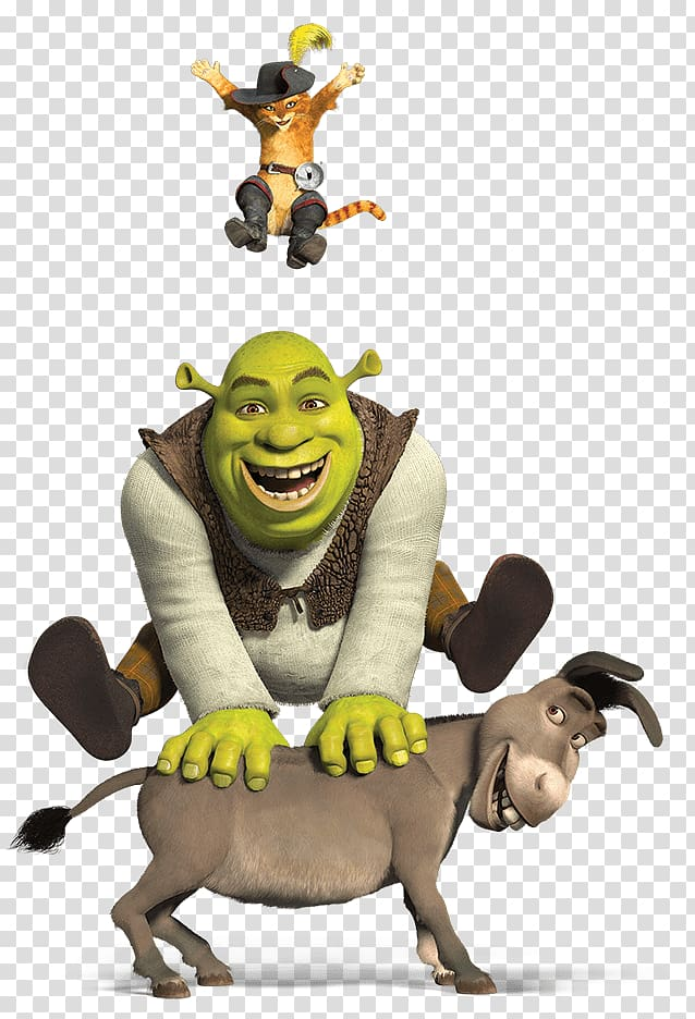 Donkey Shrek The Musical Princess Fiona Lord Farquaad.