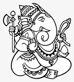 Lord Ganesha Clipart PNG Images, Transparent Lord Ganesha.