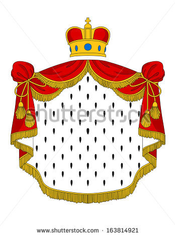 Royal Mantle Stock Photos, Royalty.
