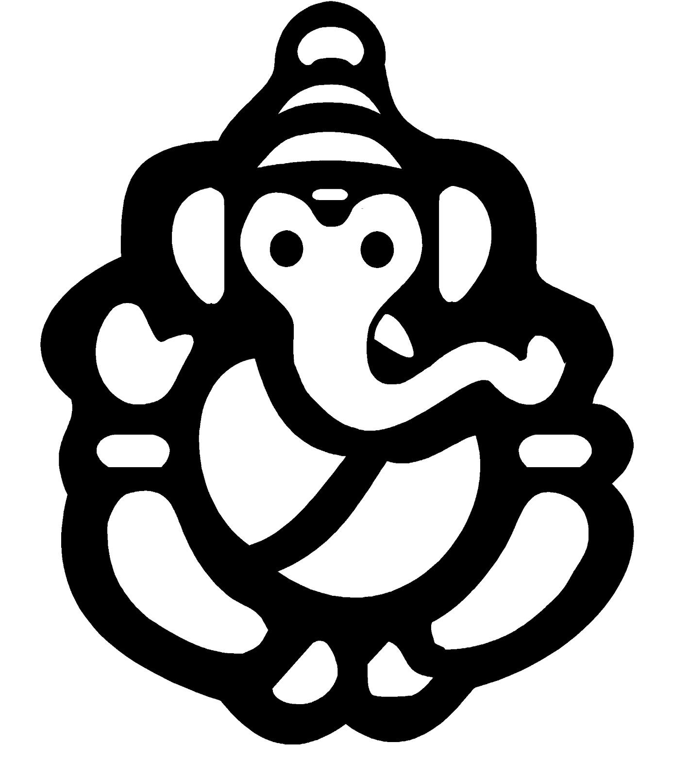 Free Ganesha Cliparts, Download Free Clip Art, Free Clip Art.