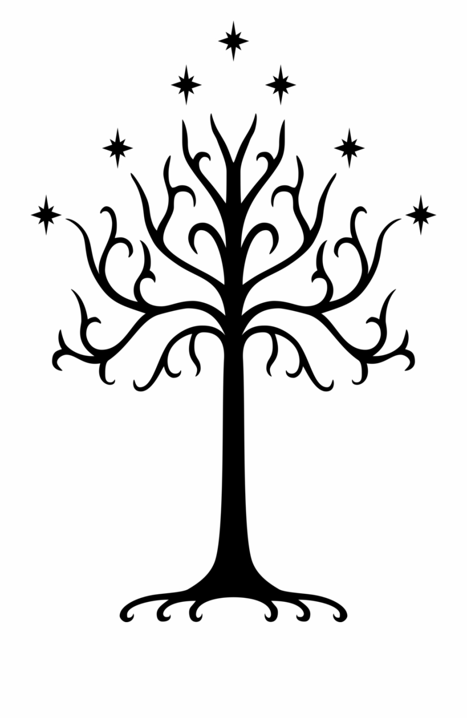 Lord Of The Rings Tree Symbol.