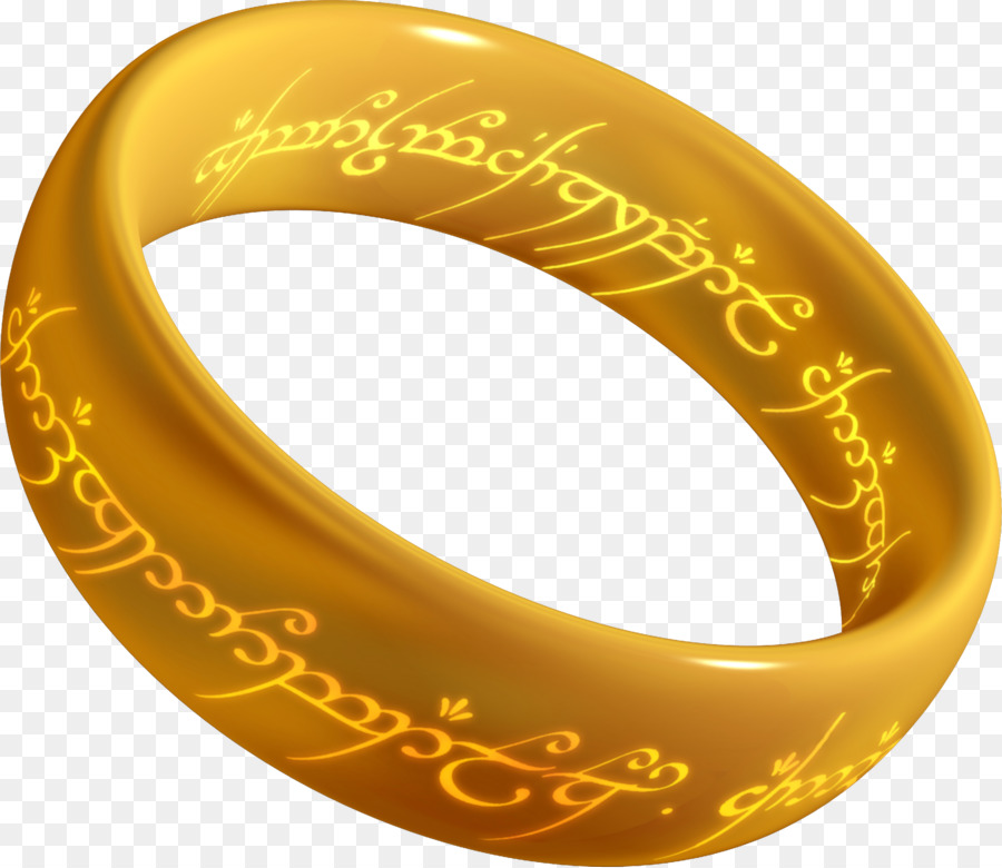 Lord Of The Rings Clipart Ring Hobbit.